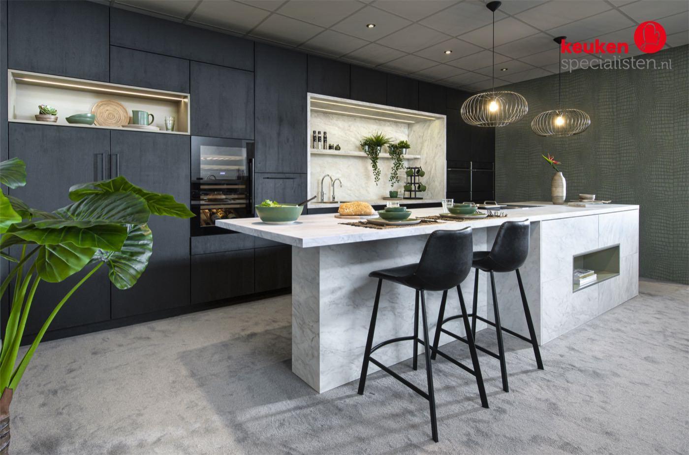 Keukenstyling: De Botanische Keuken