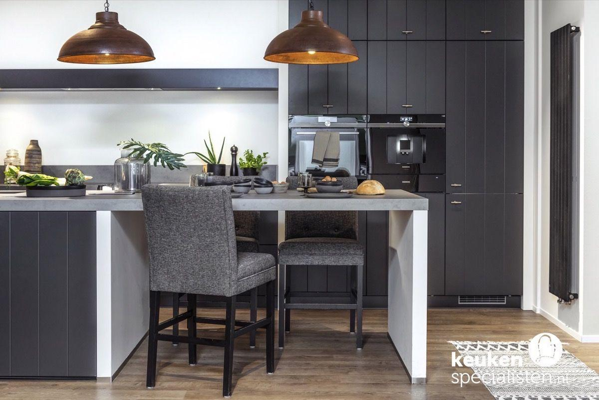 Keukenstyling: tips voor de zwarte keuken