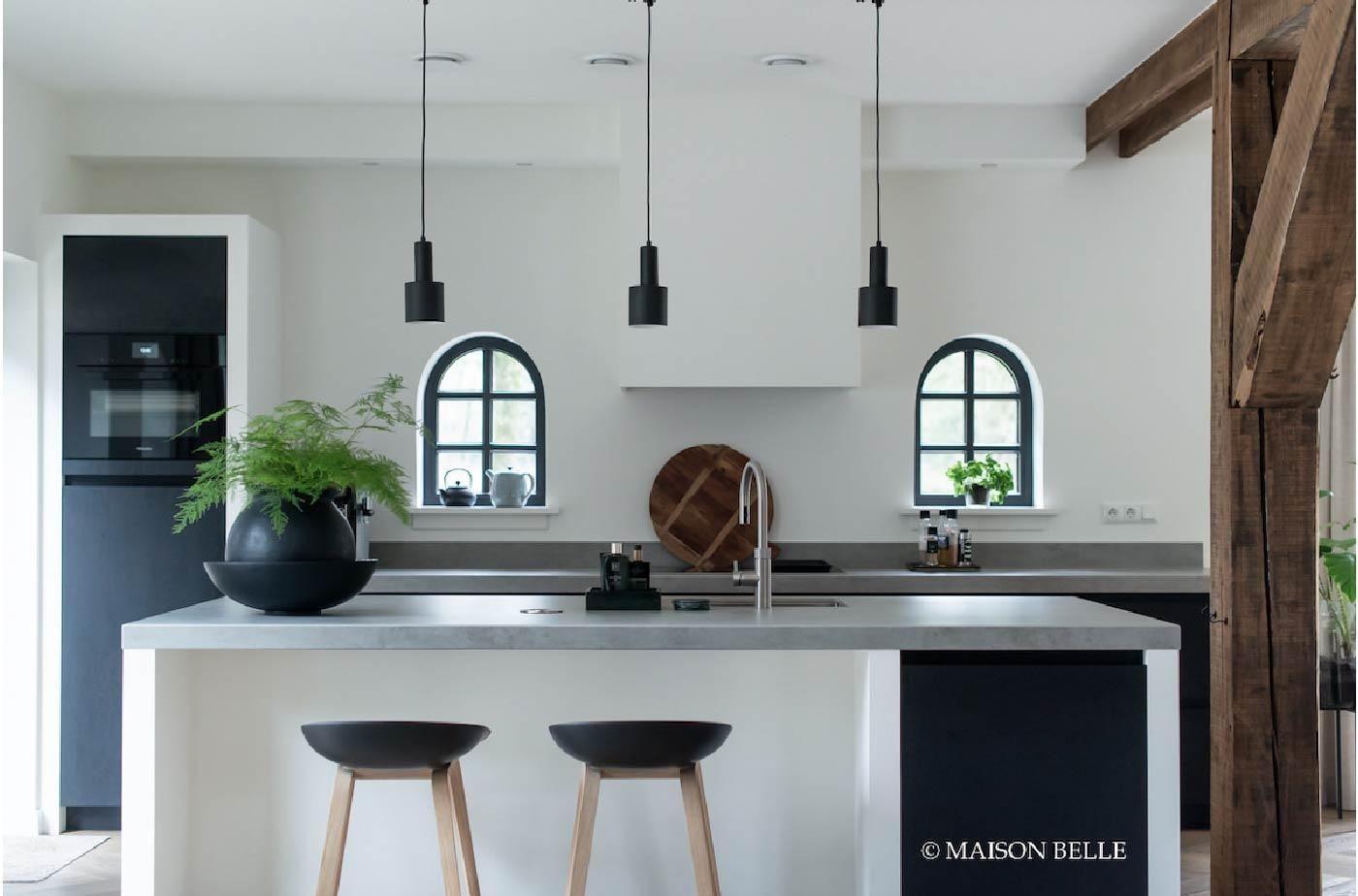 Keukenstyling: De Boerderij Keuken